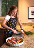 Marin Cooking for a School Project