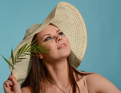 Model shoot ... Dubai