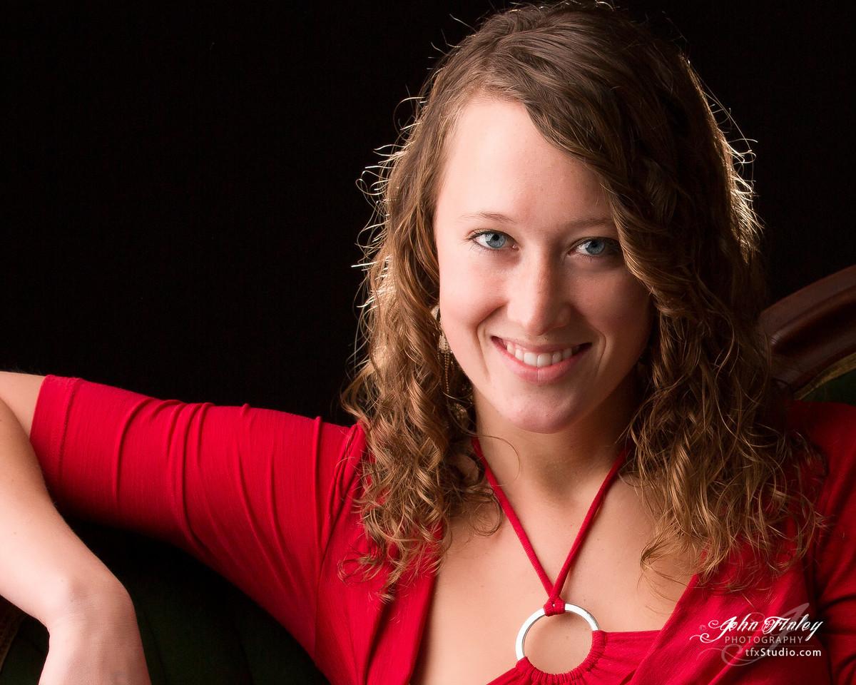 Katie G.:  Portrait Photos 2012