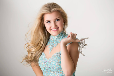 Megan McGowan - Pageant Crown 2015