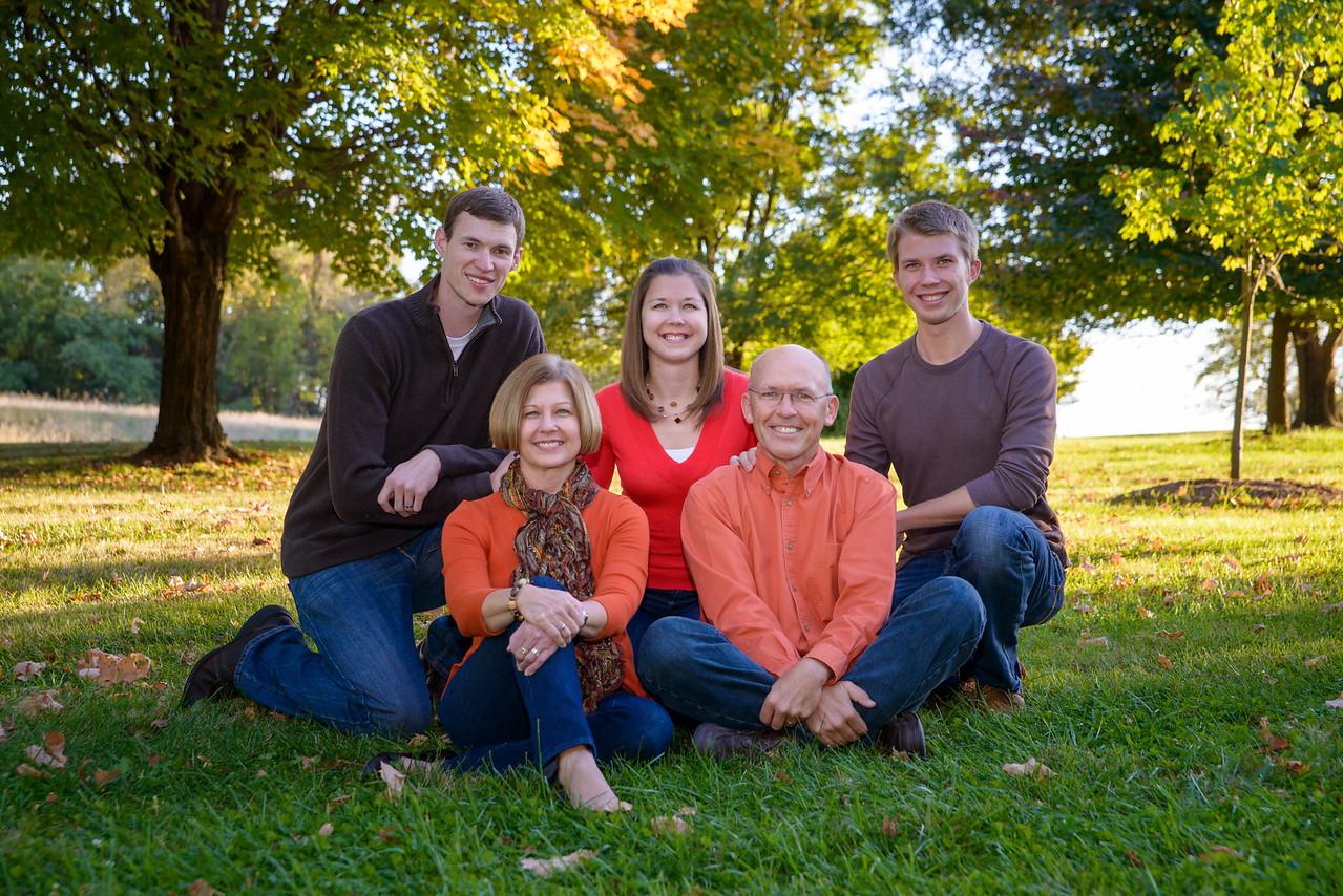 2013 10 13 29 Frederking Family