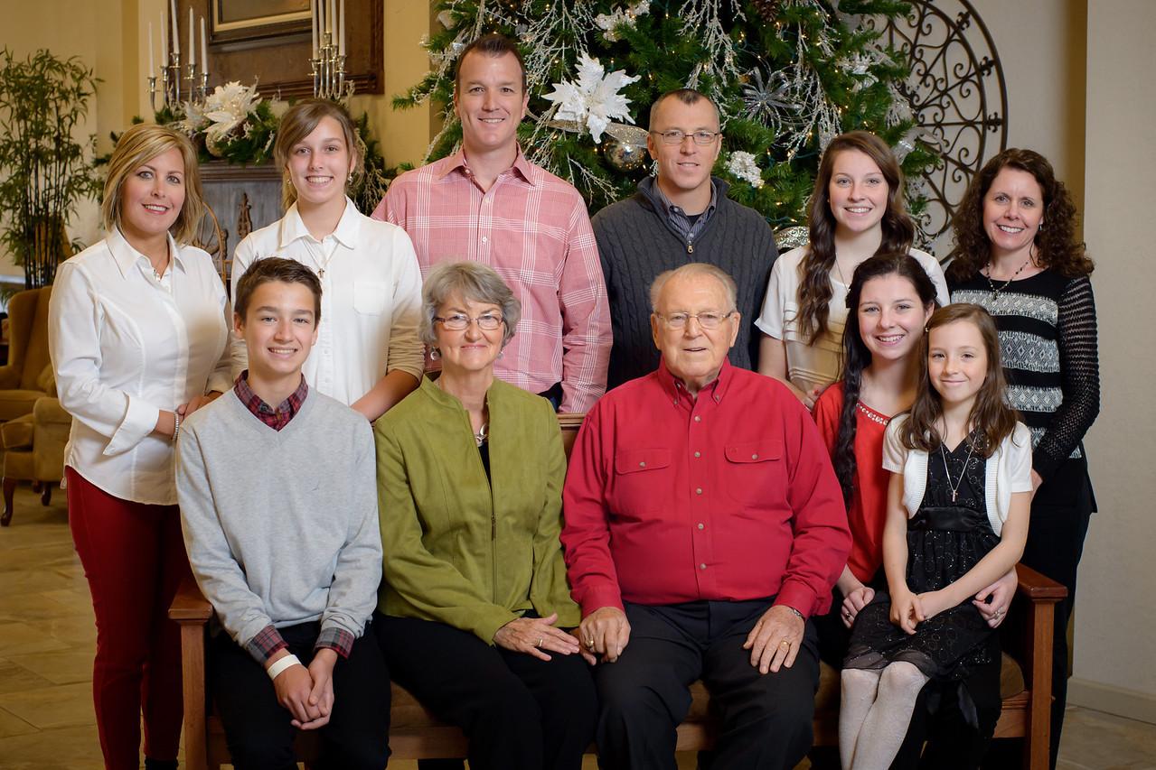 2013 12 07 180 Mann Family