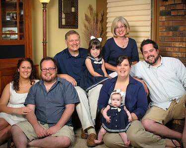 Wiegand Family, David and Barb July 2012