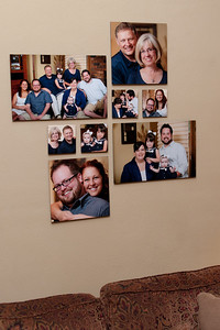 2012 08 30 15 Family Wall Collage
