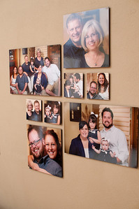 2012 08 30 50 Family Wall Collage