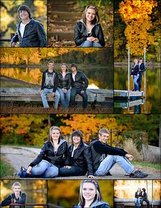 Will, Stephanie & Brandon