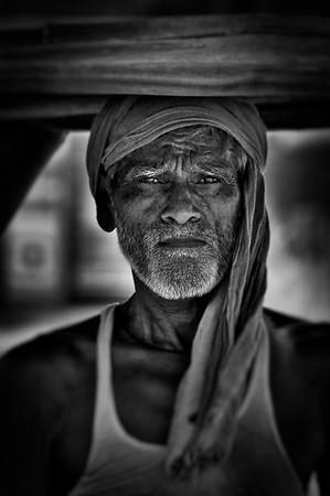 Portraits d'Asie N&B  ( Séniors  )