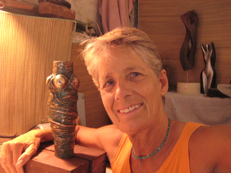 VESSEL   bronze edition<br /> Kahala Studio 2010<br /> Hawaii