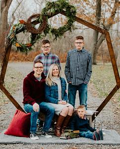 The Rautenstrauch Family
