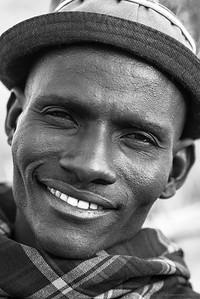 Son of a Turkana chief