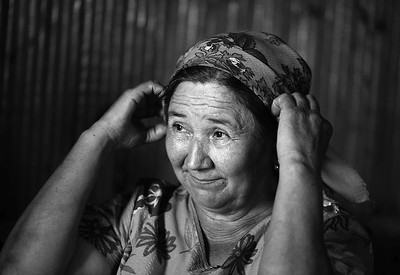 Faniya, farmer
