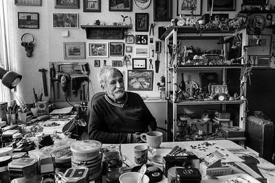 Rashid, sculptor
