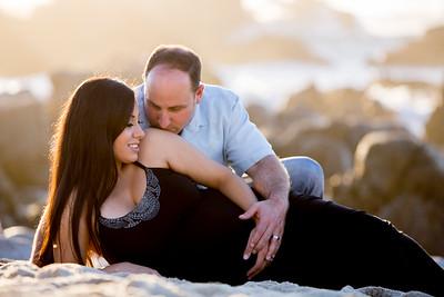 Monterey Bay Maternity Photographer