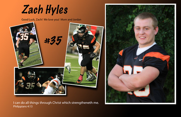 Zach Hyles Ad
