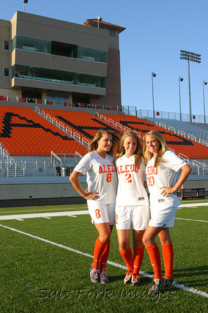 Anne, Jordan, and Brooke
