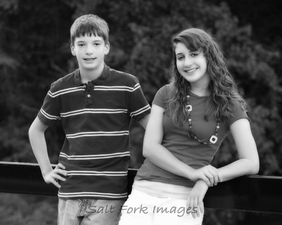 Aaron and Sara - June 15, 2008