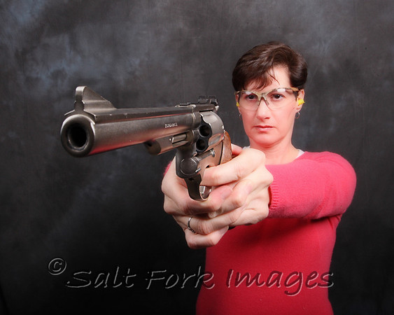 Jill prefers the 357 Magnum.  Be afraid.  Be very afraid.