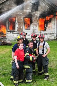 Wind Lake Fire & Rescue Crew