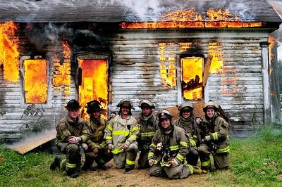 Town of Burlington Fire Crew