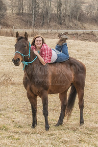 Emily Buchsenschutz and Zayden Davis and horse Senior pics-March 25, 2017-0927-Edit-2