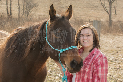 Emily Buchsenschutz and Zayden Davis and horse Senior pics-March 25, 2017-0784-Edit
