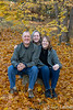 Family portraits, Mike, Joann and Liz Matiska