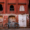 Man and Bike, Bikaner