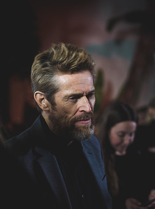 Willem Dafoe at the Santa Barbara International Film Festival
