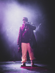 Smoke DZA at the OC Observatory