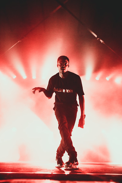 Vince Staples at The Thunderdome, UCSB
