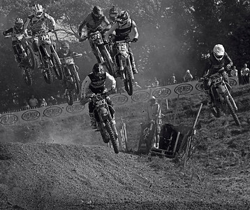 British Motocross Championship at Foxhill, Wiltshire