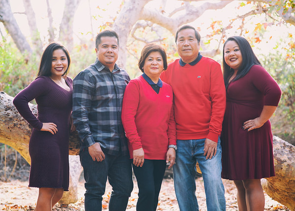'17 Domingo Holiday Portraits
