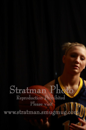 2009-12-07 JFK Basketball Girls Hot Shots