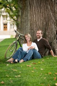 Michael Waido and Sarah Freemyer Engagments