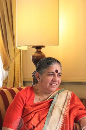 2011/09/18 Vandana Shiva
