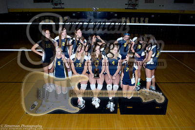 2011-10-17 JFK Volleyball Teams