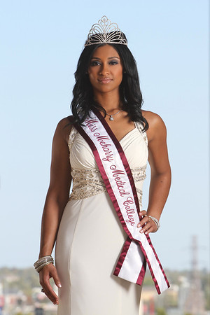2011-2012 Miss Meharry- Erika King