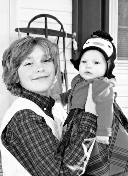2011 Dec Lila CJ Olivia