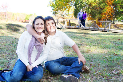 2012 Phillips fall family photos
