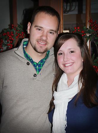 2012 Sarah and Brad