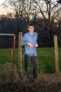 Scottie Trahan Senior Photos