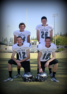 2013 Football Portraits