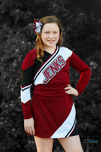2013 Jenks 6th Grade Cheerleaders-1212-2