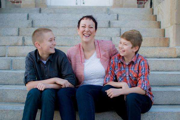 Michaux Family-November 2013