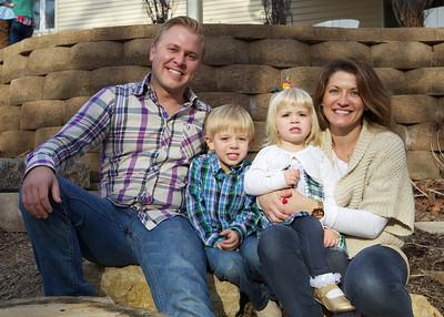 Sim Family Portrait