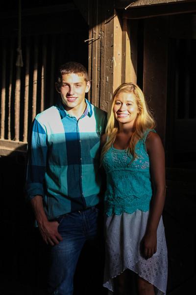 Bailey and Paul Pics