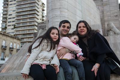 Argentina Staff Portraits Pablo Moreno Family