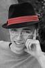 1MSH_3513 - Red Hatbw