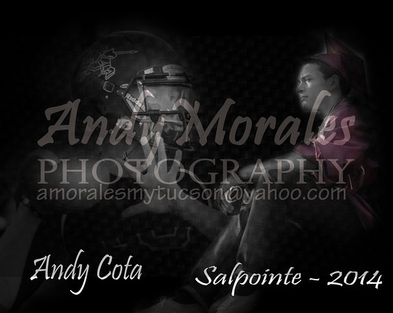 2014 Andy Cota Senior