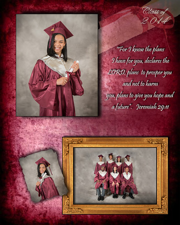 2014 8th Grad collage_Jordyn Young